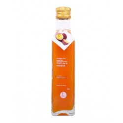 Vinaigre à la pulpe de fruit de la passion 25cl